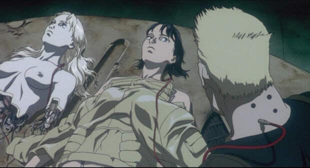 """""""Призрак в доспехах"""" 1995"""