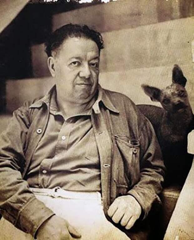 Диего Ривера.