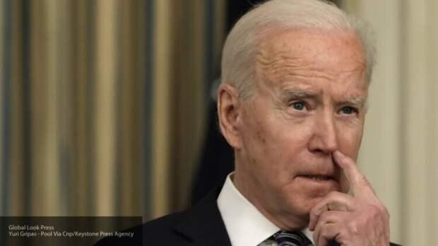Консерваторы США заявили об «опасной слабости» Байдена перед Россией