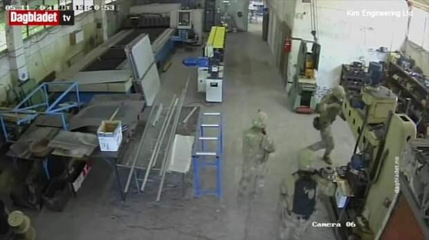 Американские вояки в Болгарии по ошибке напали на завод во время учений