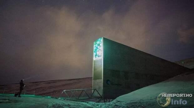 Программные коды на случай апокалипсиса спрятали в Арктике