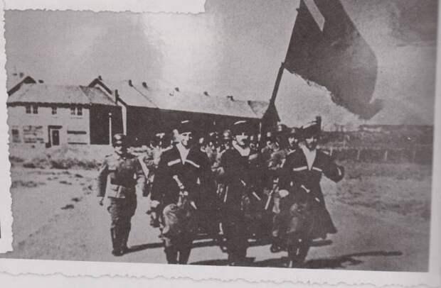Отложенный конец войны. Восстание грузинских легионеров на острове Тексел