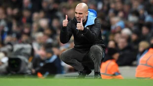 Гвардиола: «Манчестер Сити» постарается наказать «Манчестер Юнайтед»