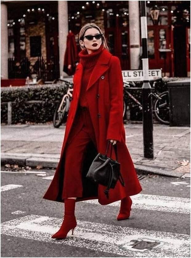 Модные цвета зима 2020-2021
