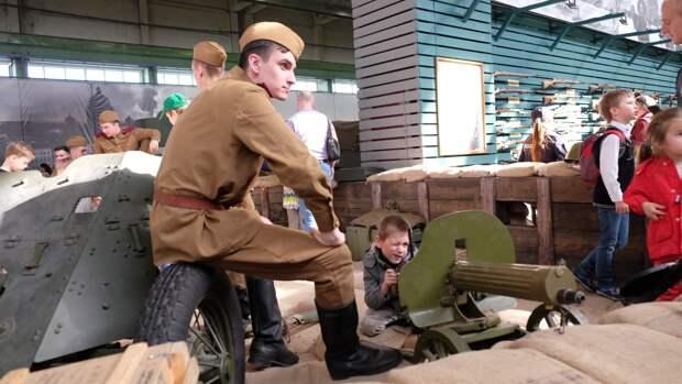 Музей Героев СССР и России проведет бесплатные экскурсии 9 Мая