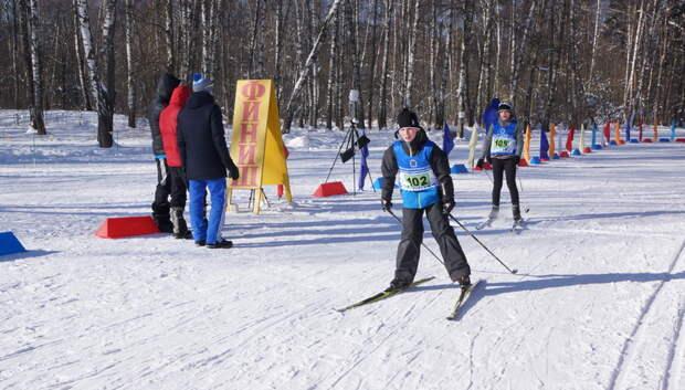 В Подольске в субботу пройдут соревнования по лыжным гонкам памяти Монетова