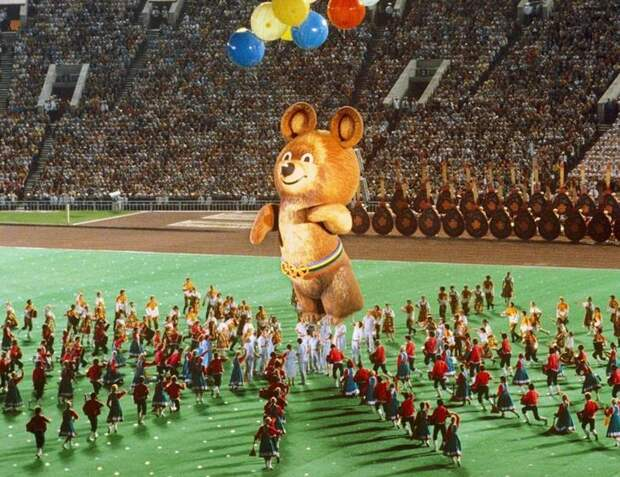 Правда и ложь об олимпийском Мишке. Как Виктор Чижиков придумал и нарисовал символ Олимпиады-80, фото № 29