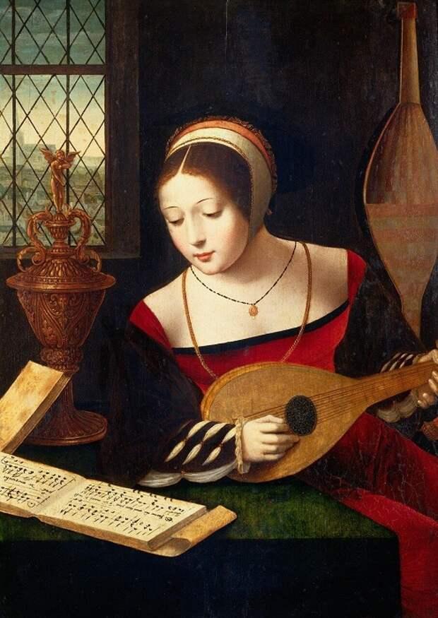 Учительница музыки для девочки была безопаснее учителя.