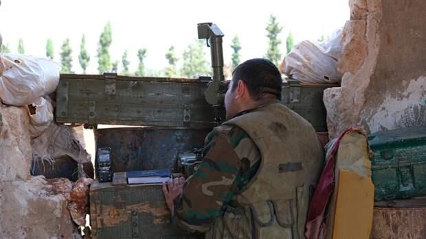 Масштабная военная операция САА в сирийском Идлибе стала ответом на провокации боевиков