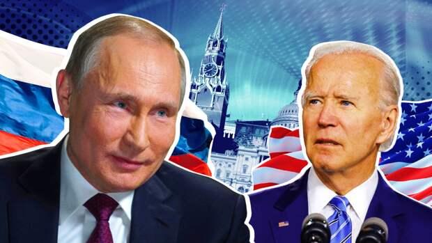 NBC: Байден выберет жесткую стратегию на переговорах с Путиным