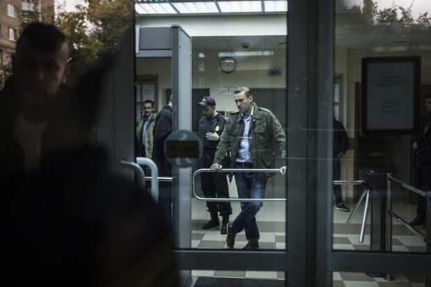 Узник совести: западные СМИ о задержании Навального
