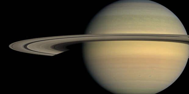 В недрах Сатурна не нашли твёрдого ядра