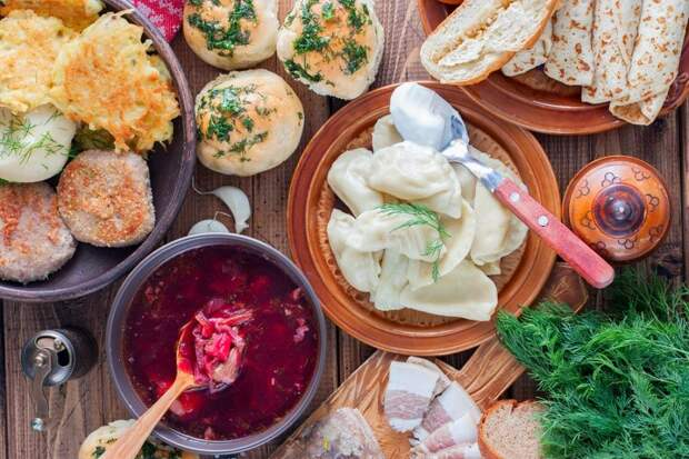 15 украинских блюд, о которых начали забывать даже на Украине