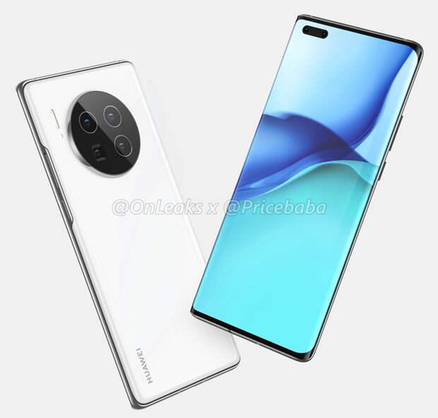 Смартфоны Huawei Mate 40 получат быструю подзарядку мощностью до 66 Вт