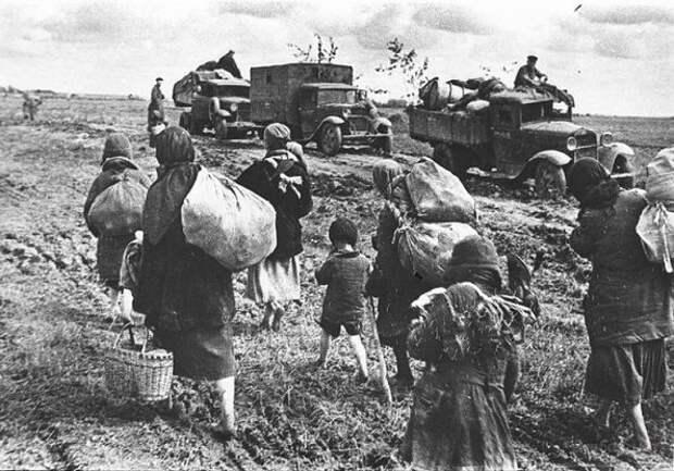 Почему в СССР после войны случился продовольственный кризис