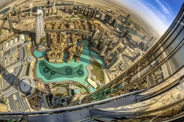 Топ-15 самых впечатляющих смотровых площадок мира