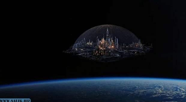 Атлантида – древний корабль пришельцев