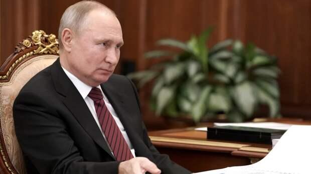 Путин расширил материальную поддержку семей с первоклассниками