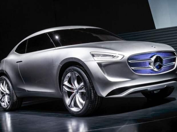 Mercedes-Benz выпустит 12 «дополнительных» моделей до 2020 года