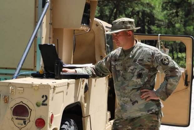 Армия США создаёт новый киберцентр у границ России