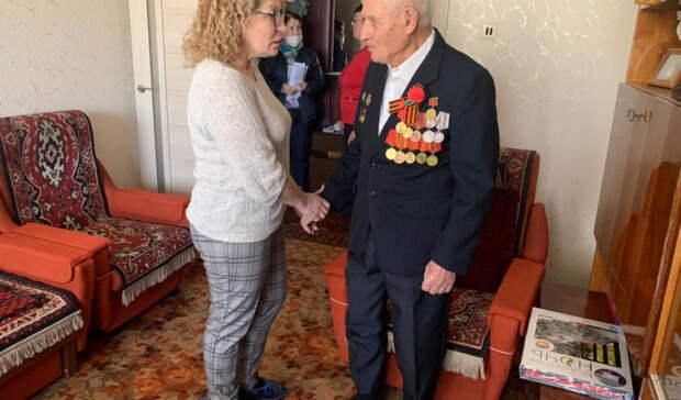 В Хабаровском крае проходит ежегодное обследование условий жизни ветеранов ВОВ