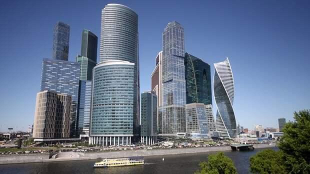 Продажи элитной недвижимости Москвы увеличились на 72%