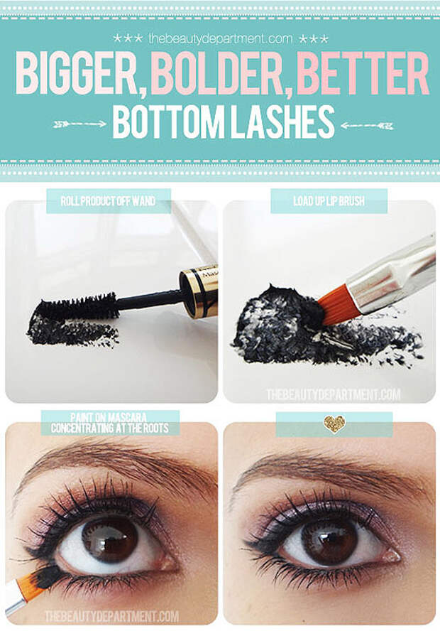 BeautyProducts06 Необычные способы применения обычных косметических средств