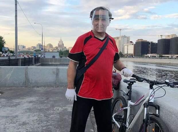 По мнению Александра Лощакова, велосипед – доступный и самый экологически чистый вид транспорта/газета-южнопортовый.рф