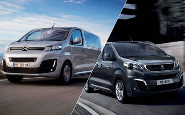 В Калуге начали выпуск Citroën Spacetourer и Peugeot Traveller