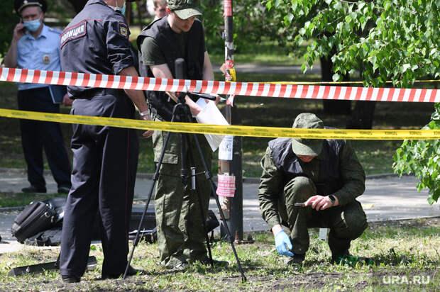 СКвозбудил уголовное дело орезне вцентре Екатеринбурга