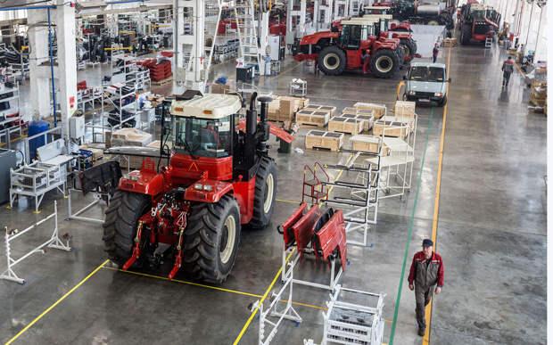 Европа запасается российскими тракторами