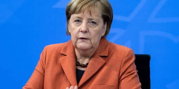 Меркель рассказала о санкциях против Белоруссии