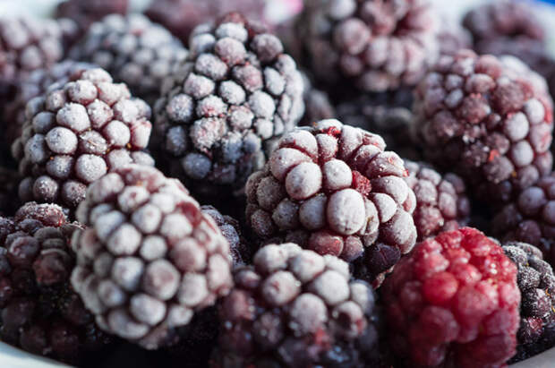 Запасайтесь витаминами: как правильно замораживать ягоды и фрукты