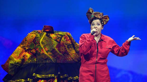 Попали в десятку: Россия вышла в финал Евровидения