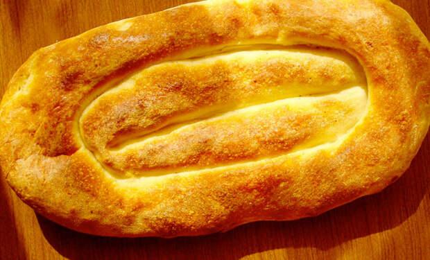 Хлеб печем дома: рецепт старого армянина