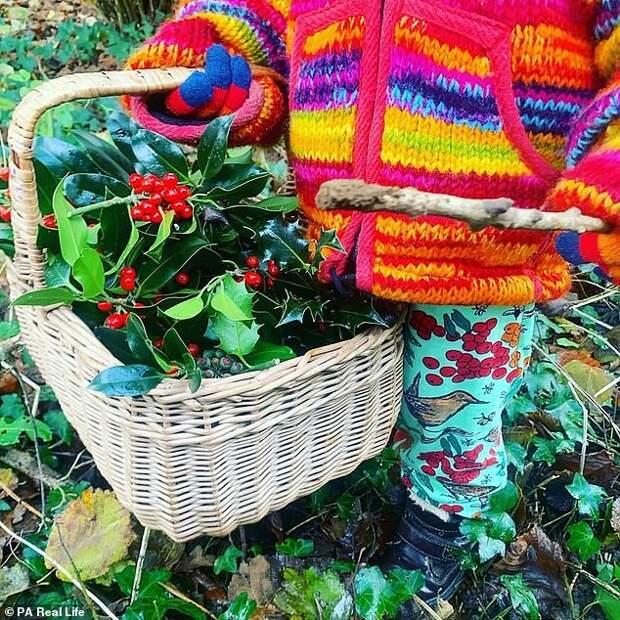 Новый год без отходов: как мать изВеликобритании готовится кпраздникам вэко-стиле