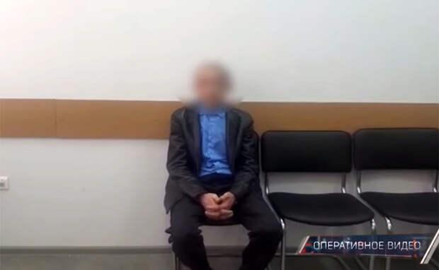 Детское порно распространял задержанный за экстремизм в Искитиме