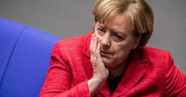 Меркель выдвинула требования Путину из-за манёвров войск России вблизи Украины
