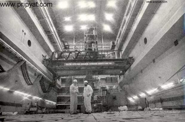 Тридцать пять лет аварии на ЧАЭС