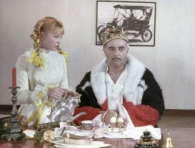 Кадр из фильма *Старая, старая сказка*, 1968 | Фото: aif.ru