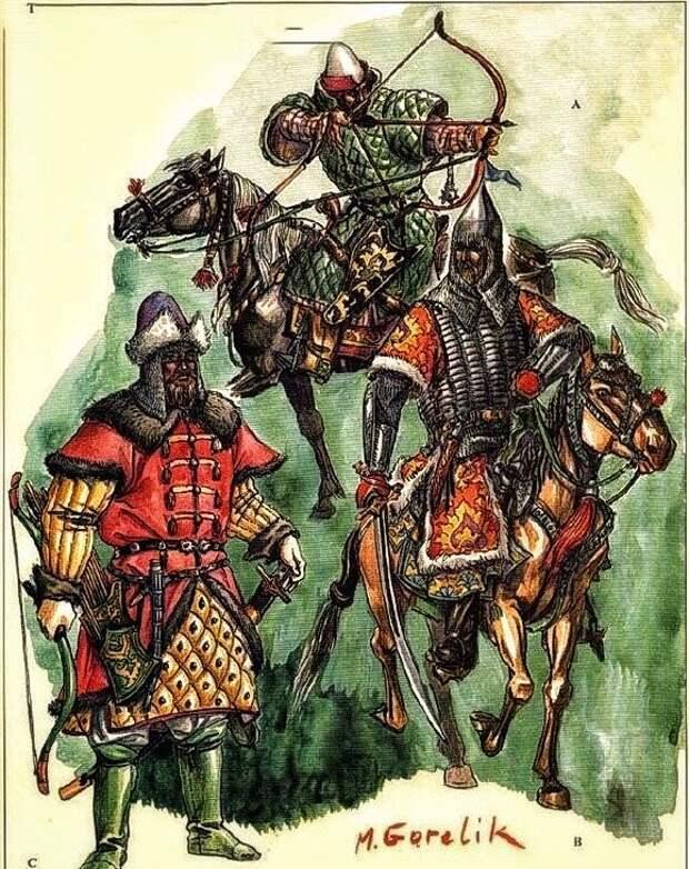 Крымское Ханство поднимает Казанских Татар: последний поход Орды