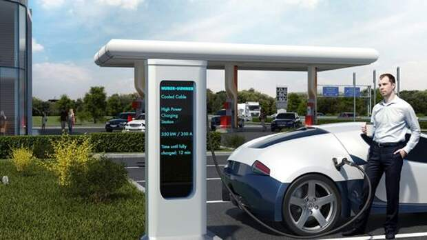Появился способ ускорить зарядку электромобилей