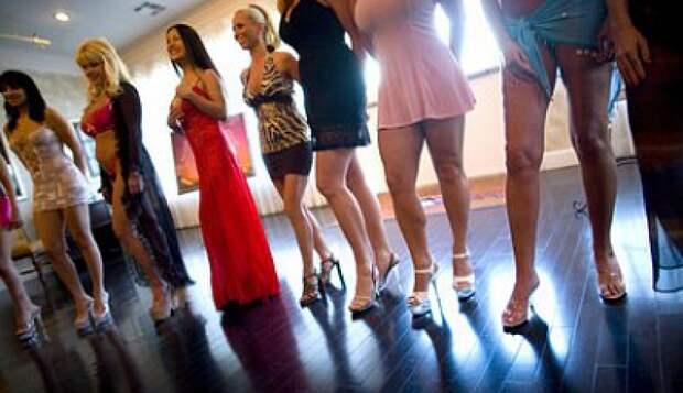 Проститутки - санитары общества.