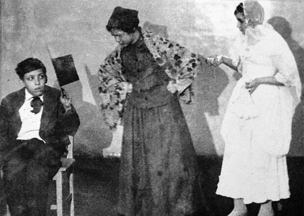 8 редких кадров из архивов всеми любимых артистов СССР
