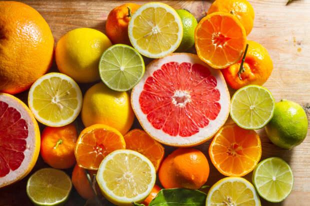 Не спешите есть цитрусовые на голодный желудок. \ Фото: google.ru.