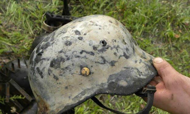 Схроны немцев при отступлении: находки черных копателей