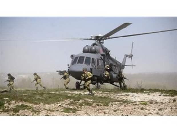 Псковская десантура и морпехи США: Наши ставят на солдат, Пентагон — на офицеров
