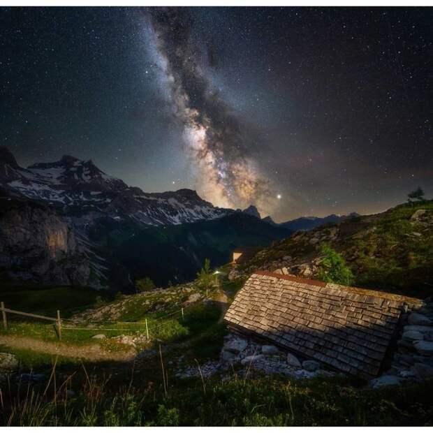 30 невероятных фотографий ночного неба фотографа Алекса Фроста