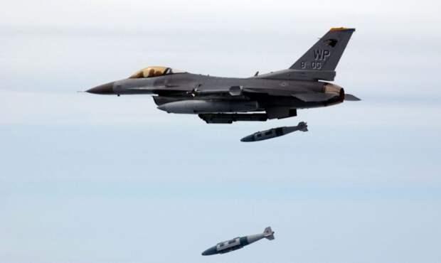 Турецкие F-16 совершили налет на Степанакерт по приказу Эрдогана