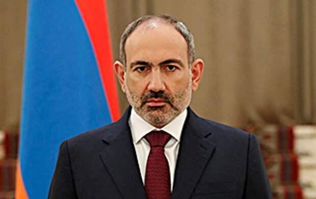 Пашинян выразил соболезнования Путину всвязи страгедией вКазани